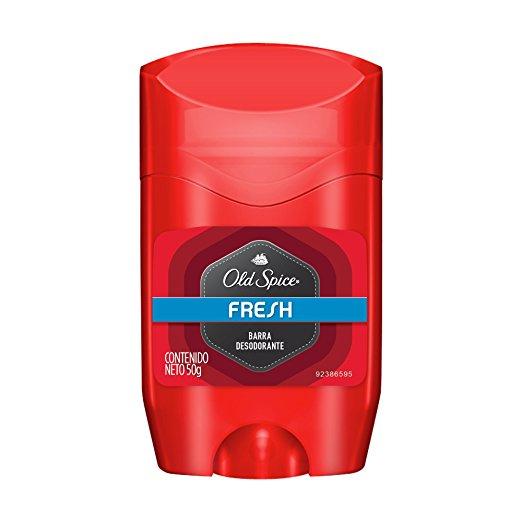 Amazon: Linea de desodorantes Old Spice: $20 Roll On, $27 Barra y $34 Fragancias Aerosol