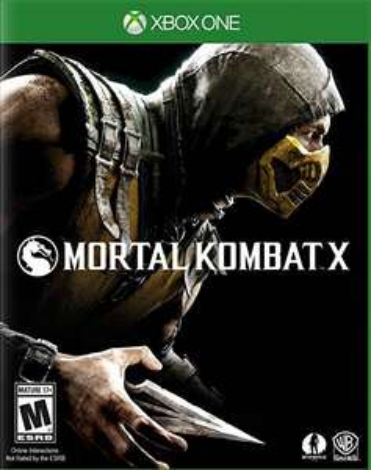 Amazon MX: Mortal Kombat X, Xbox One
