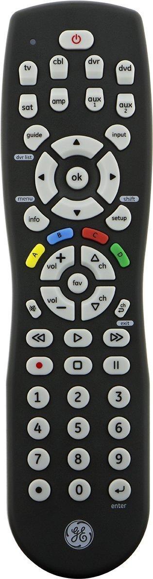 Amazon: Control remoto universal para 8 equipos diferentes marca GE