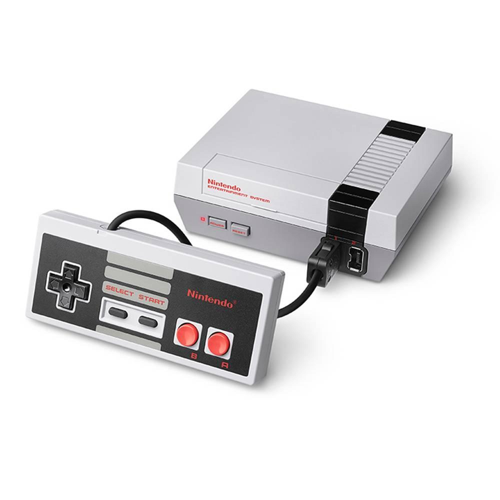 Walmart: Consola NES Mini Nintendo Classic Edition