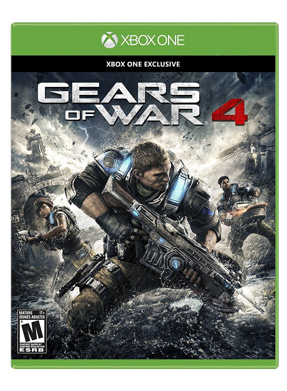 Amazon: Gears of War 4 Standard Edition