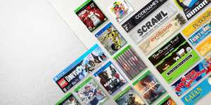 Target USA: 3 x 2 en videojuegos XBOX ONE, PS4, 3DS, etc