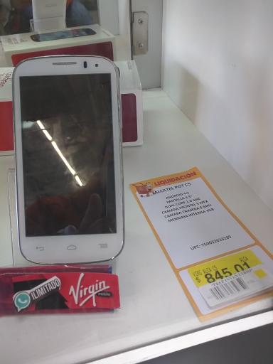 Walmart: Alcatel c5 a $845.01
