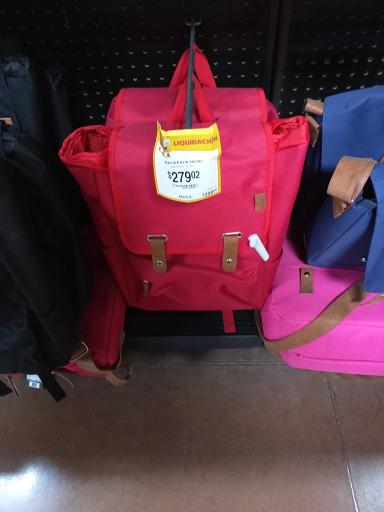 Walmart: mochila para laptop