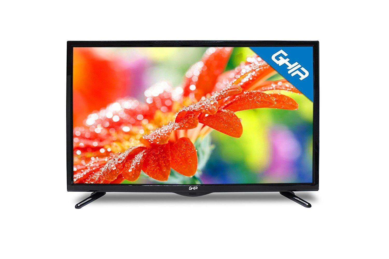 "Amazon: Ghia GDE232HX5 Televisión 32"" LED HD, 1366x768, Soporte Vesa, VGA, 3x HDMI, USB"