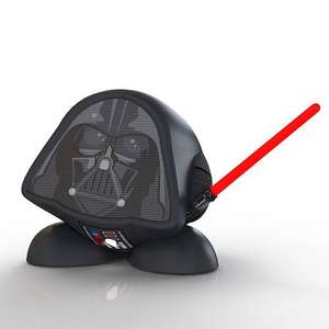 Amazon MX: Bocina Star Wars Bluetooth con 70%