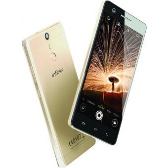 Linio: Smartphone Infinix Hot S X521 16GB-Dorado 3Ram Octa,envio Gratis