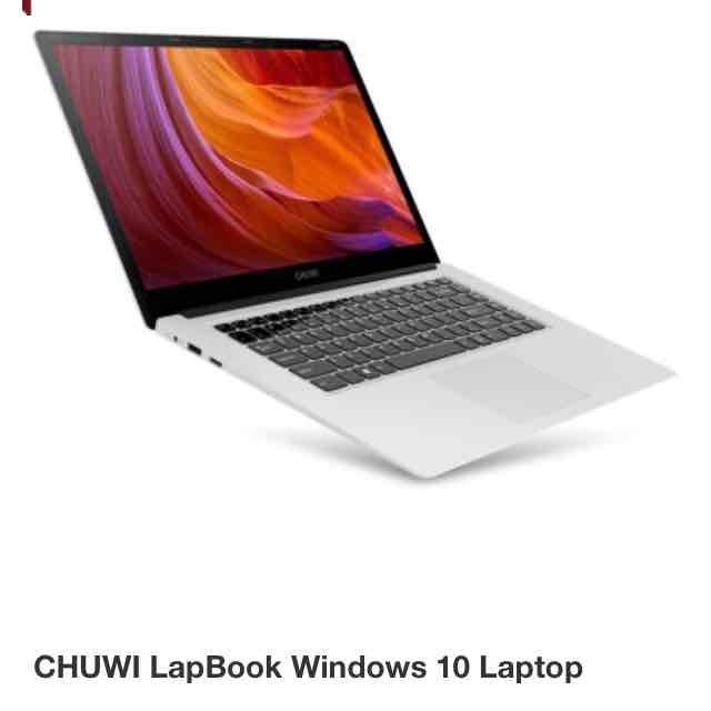 GearBest: Chuwi LapBook con Windows 10 Blanca a $3,899
