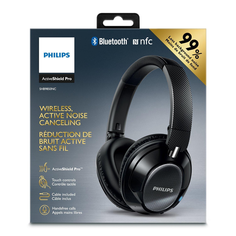 Amazon: Philips SHB7150FB/27 con cancelación de Ruido