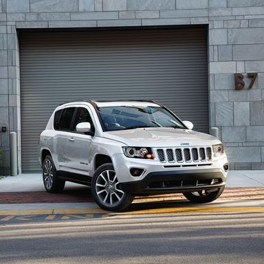 Promociones del Buen Fin 2016 en Jeep