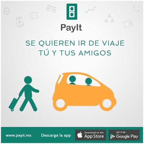 PayIt: La Red Social de Pagos