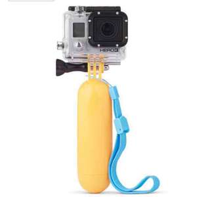 Amazon: Floating hand grip Para gopro o cámara similar