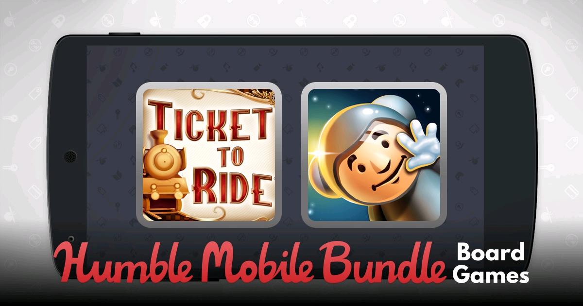 HumbleBundle de juegos de mesa Android