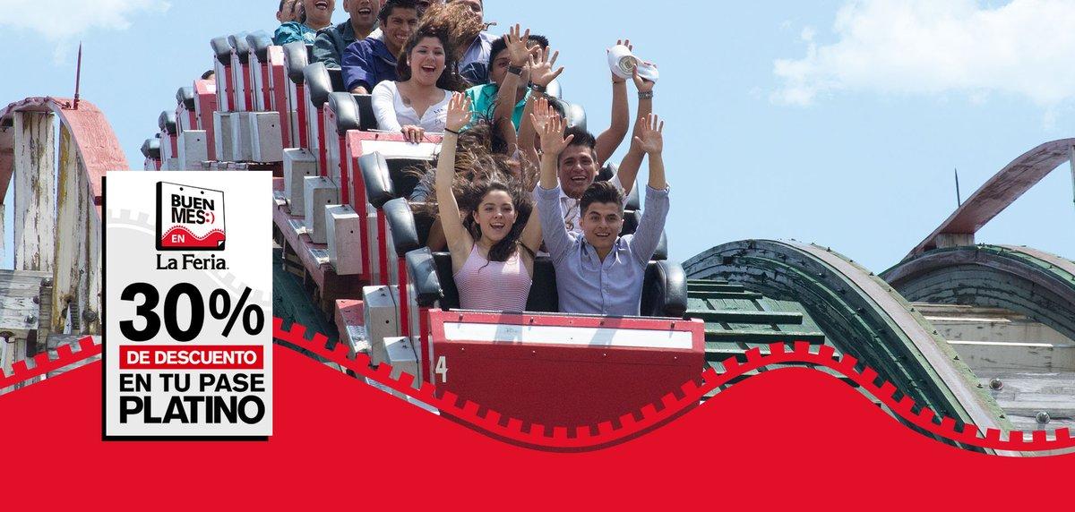 Promoción del Buen Fin 2016 en La Feria de Chapultepec: 30% de descuento