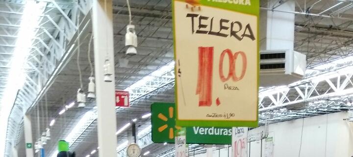 Walmart Santa Helena: Bolillo Telera pan corriente