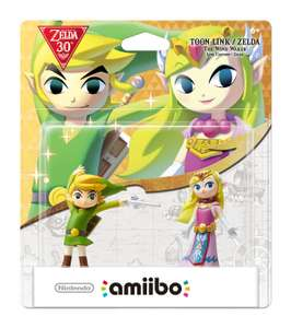 Amazon: Amiibo Toon Link/Zelda : The Wind Waker - Standard Edition