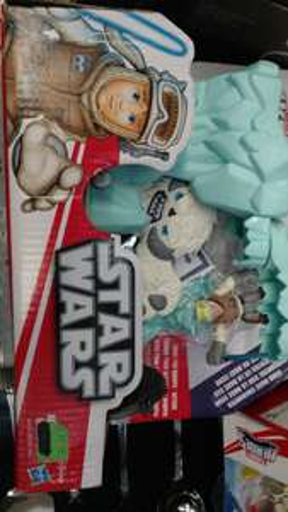 Walmart Nativitas CDMX: juguete Star Wars