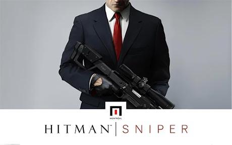 Google Play: Hitman Sniper para Android, 80% de descuento