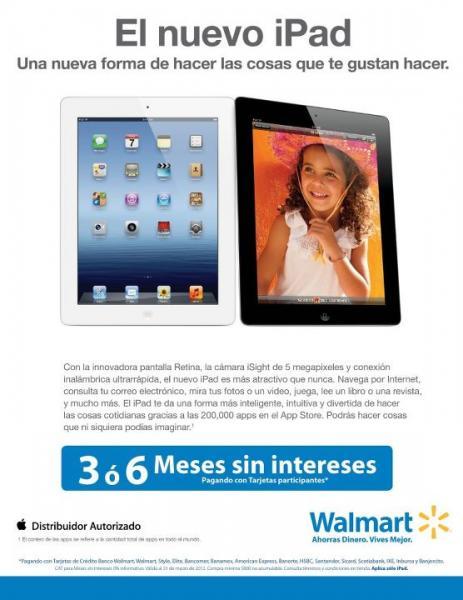 Precio oficial y ofertas de la nueva iPad (actualizado)