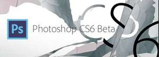 Descarga Adobe Photoshop CS6 Beta gratis