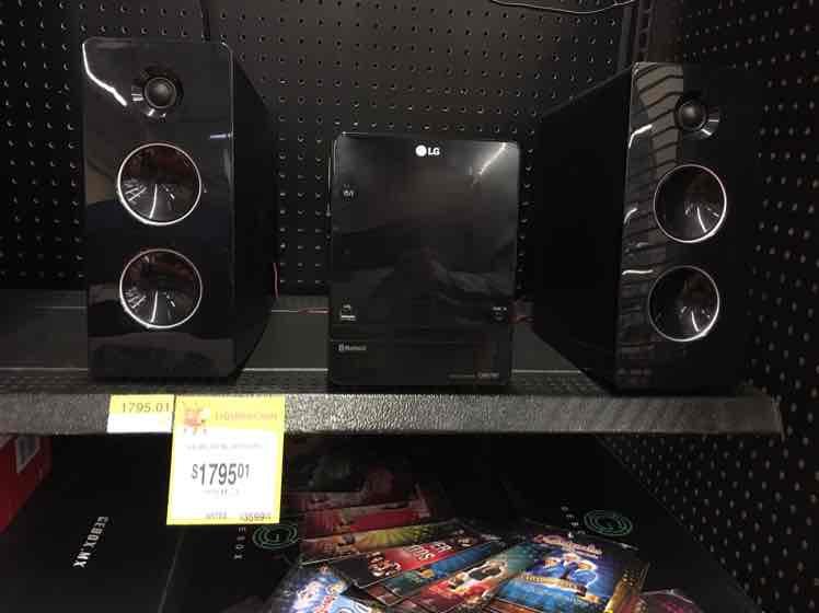 Walmart: liquidación .03 .02 y .01 en audio