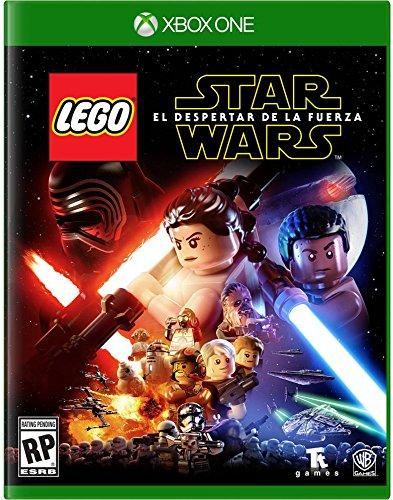 Amazon MX: Lego Star Wars TFA con descuento en todas las consolas