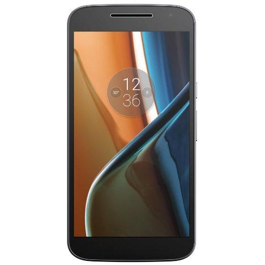 Amazon: Motorola Moto G 4ta Generación, XT1621 a $3,898