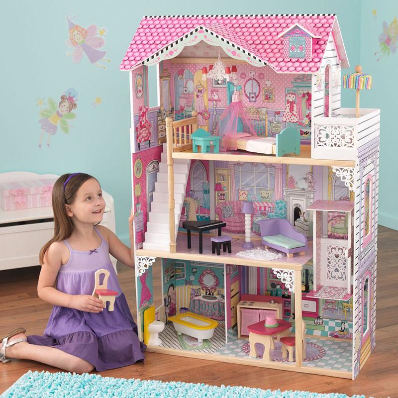 Costco: Casas de muñecas Kidkraft