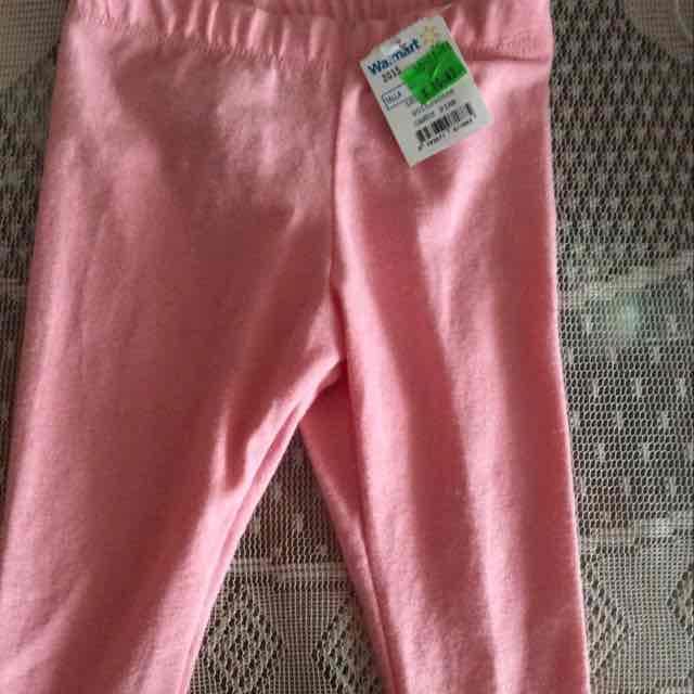 Walmart: leggings para bebè a $10.02