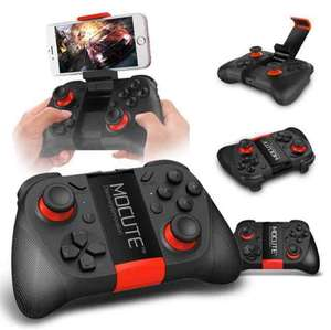 AliExpress: Gamepad (control) para iOS, Android, Pc, Smart tv , Tablet, wireless Bluetooth $225