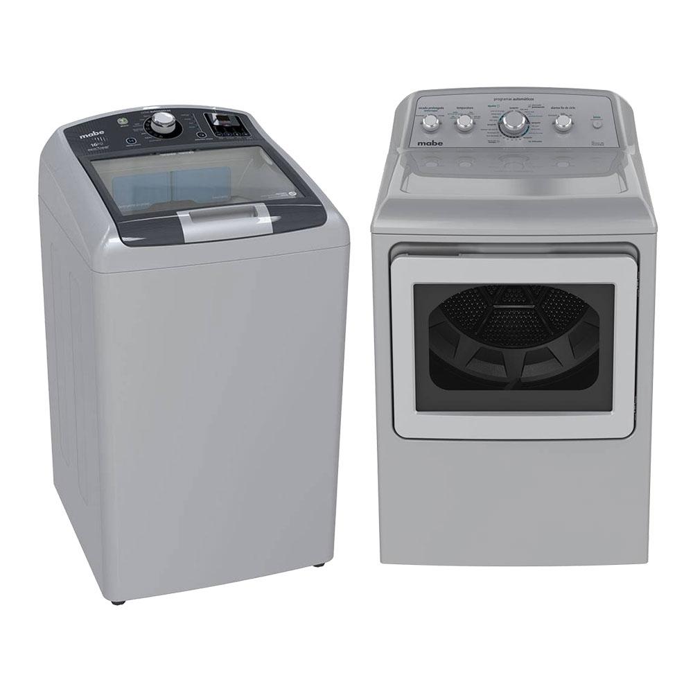 Walmart: Combo lavadora 16kg y secadora 22kg mabe ENVÍO GRATIS