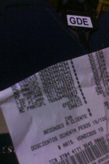 Walmart: pantuflas para caballero $30.01