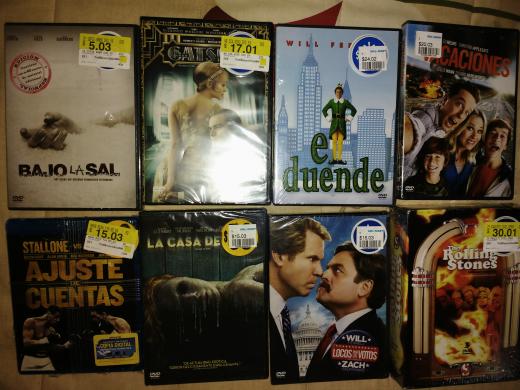 Walmart Villahermosa Deportiva: DVD's y BlueRay's en liquidación!!!