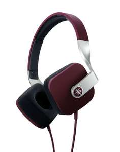 Amazon: Yamaha HPH-M82 BR Audífonos On-Ear Fashion, color Café