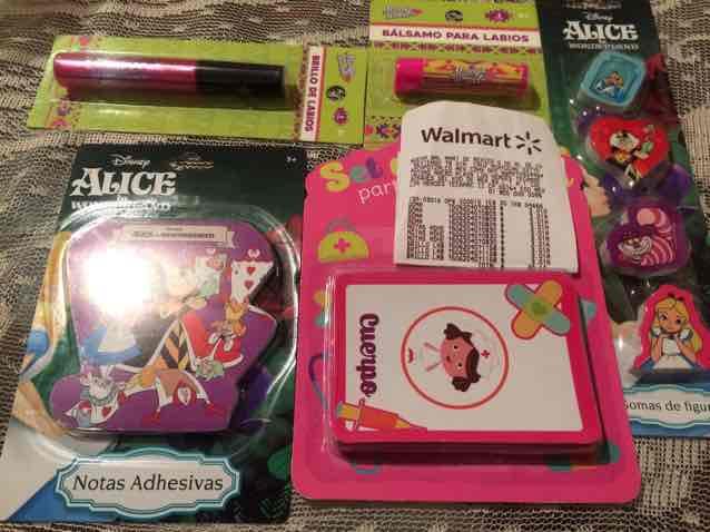 Walmart: artículos para niña como gomas, brillo labial y más a $3.01