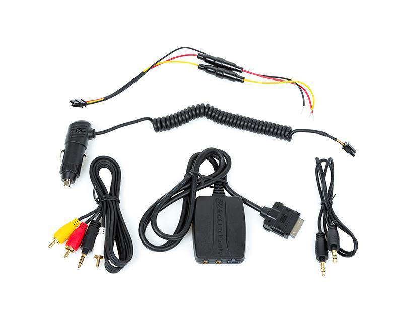Coppel: Set de transmision de audio para auto