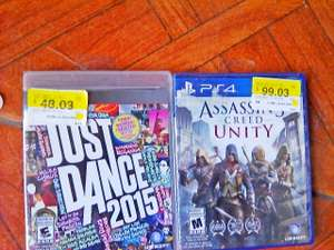 Bodega Aurrerá: Just Dance 2015 para PS3 a $48.03