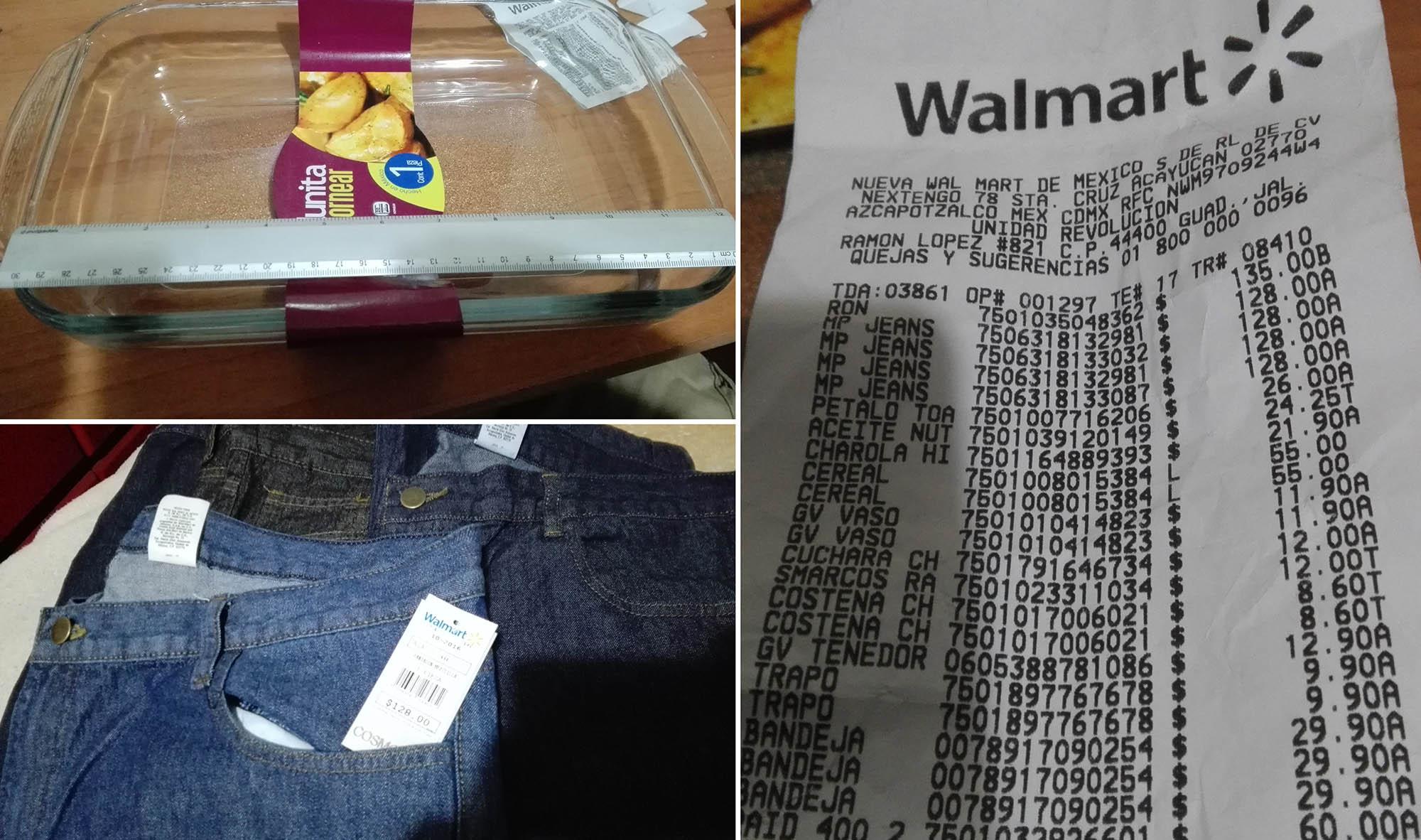 Walmart: pantalones de mezclilla Cosmo&co a $128