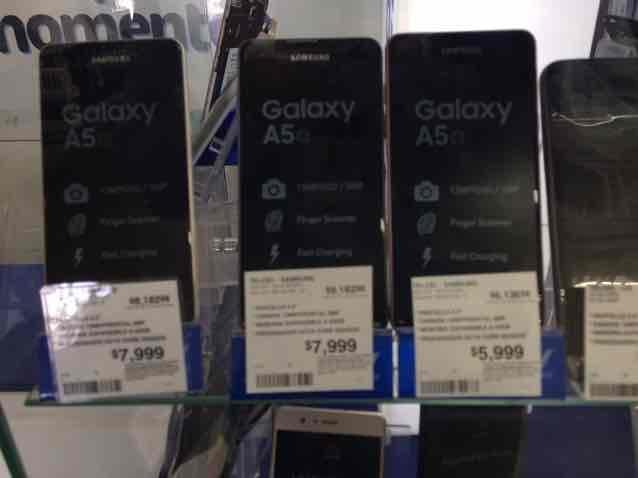 Sam's Club: Samsung Galaxy A5 (Rosa)