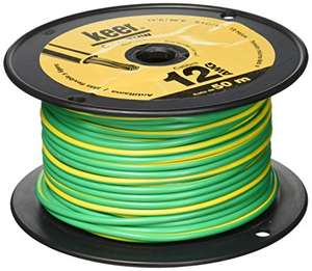 Amazon: Cable para Instalación eléctrica SANTUL CALIBRE 12, rollo de 50 m (vendido por Ibushak)