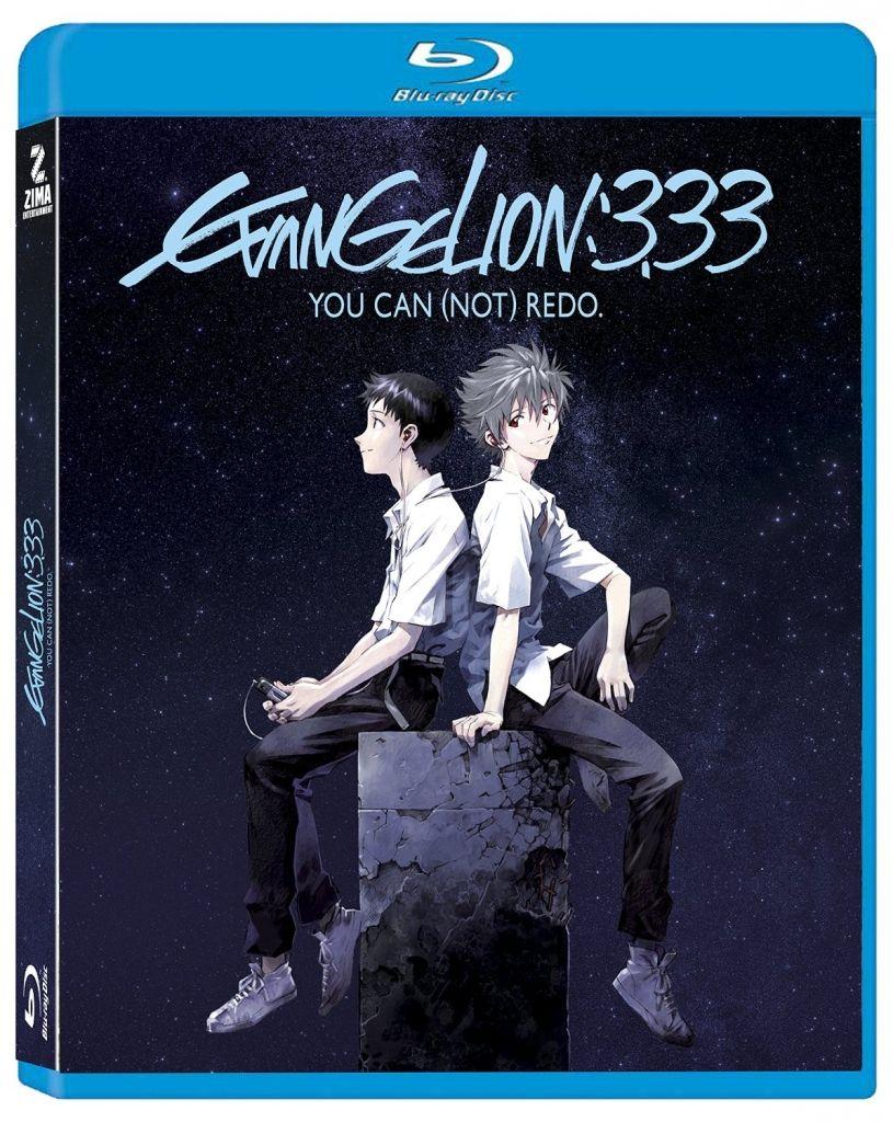 Amazon: Blu-ray Evangelion 3.33 - You Can (Not) Redo