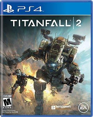 Amazon: Titanfall 2 para PS4