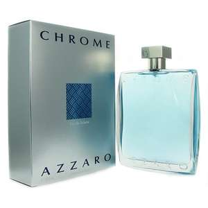 Amazon México: Perfume Chrome Azzaro 200 ml a $648