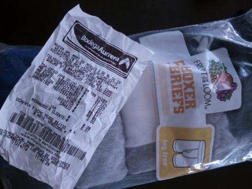 Bodega Aurrerá: paquete de 5 Boxer para niño Fruit of the Loom a $30.02