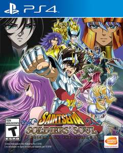 Amazon: Saint Seiya Soldiers Soul (Caballeros del Zodiaco) - PlayStation 4 Standard Edition