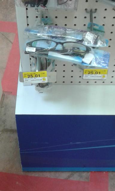 Walmart Lázaro Cardenas Michoacan: lentes de aumento con luz a $25.01
