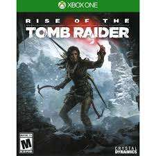 Amazon: Rise of the Tomb Raider xbox one