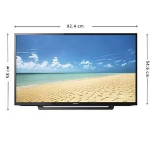 "Walmart: TV Sony  KDL-40R370 40"" 1080p Full HD LED"