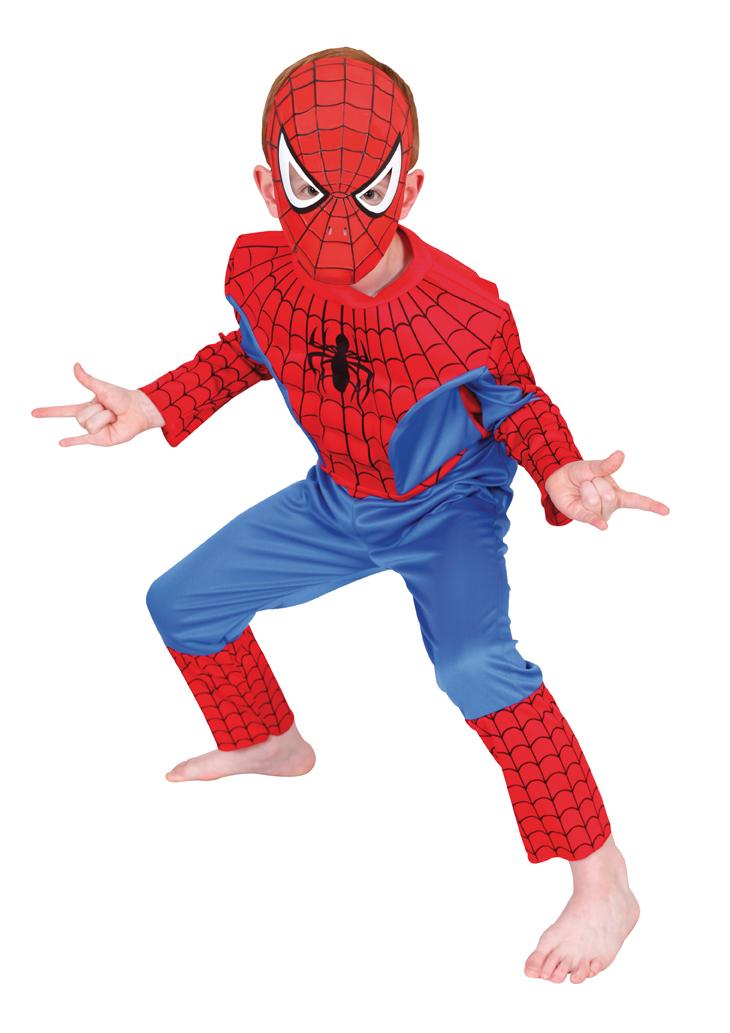 Walmart León, Guanajuato suc. Francisco Villa: Spiderman Disfraz Infantil con mascara, precio de lista $329, precio en tienda fisica $25.03