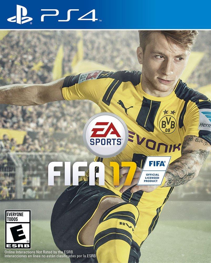 Amazon: FIFA 17 para PS4